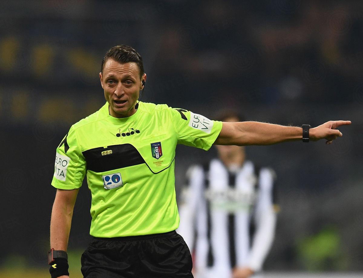 Abisso akan memimpin pertandingan Fiorentina vs. Inter
