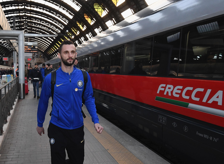 Berangkat ke Florence bersama Frecciarossa
