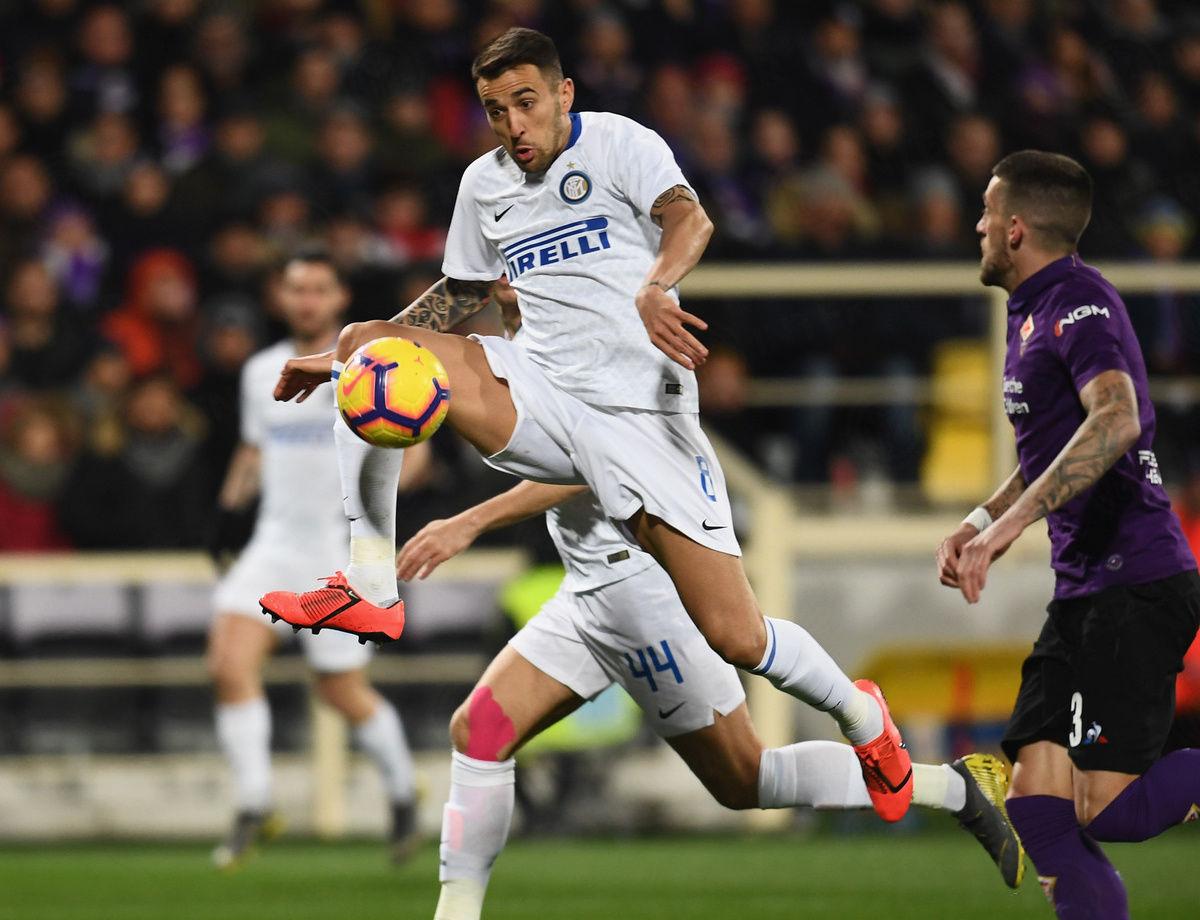 Inter raggiunta al 101': 3-3 a Firenze