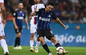 Cagliari vs. Inter, stats and trivia