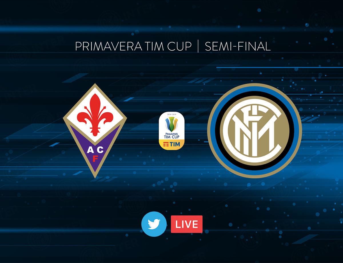 Primavera TIM Cup, Fiorentina-Inter in diretta su Twitter e Inter TV