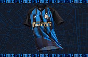 In vendita la maglia celebrativa dei 20 anni di partnership tra Inter e Nike