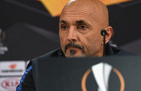 """UEL, Spalletti: """"I'm expecting a super performance"""""""