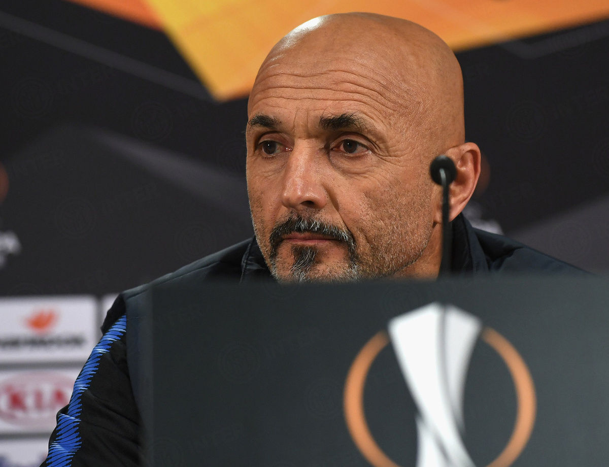 "UEL, Spalletti: ""I'm expecting a super performance"""