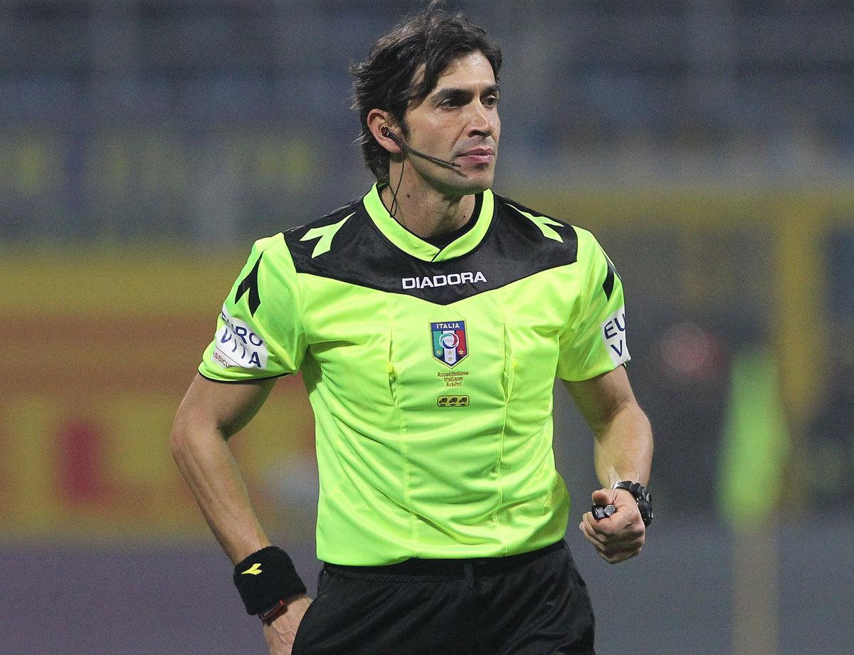 Sarà Calvarese l'arbitro di Inter-Spal