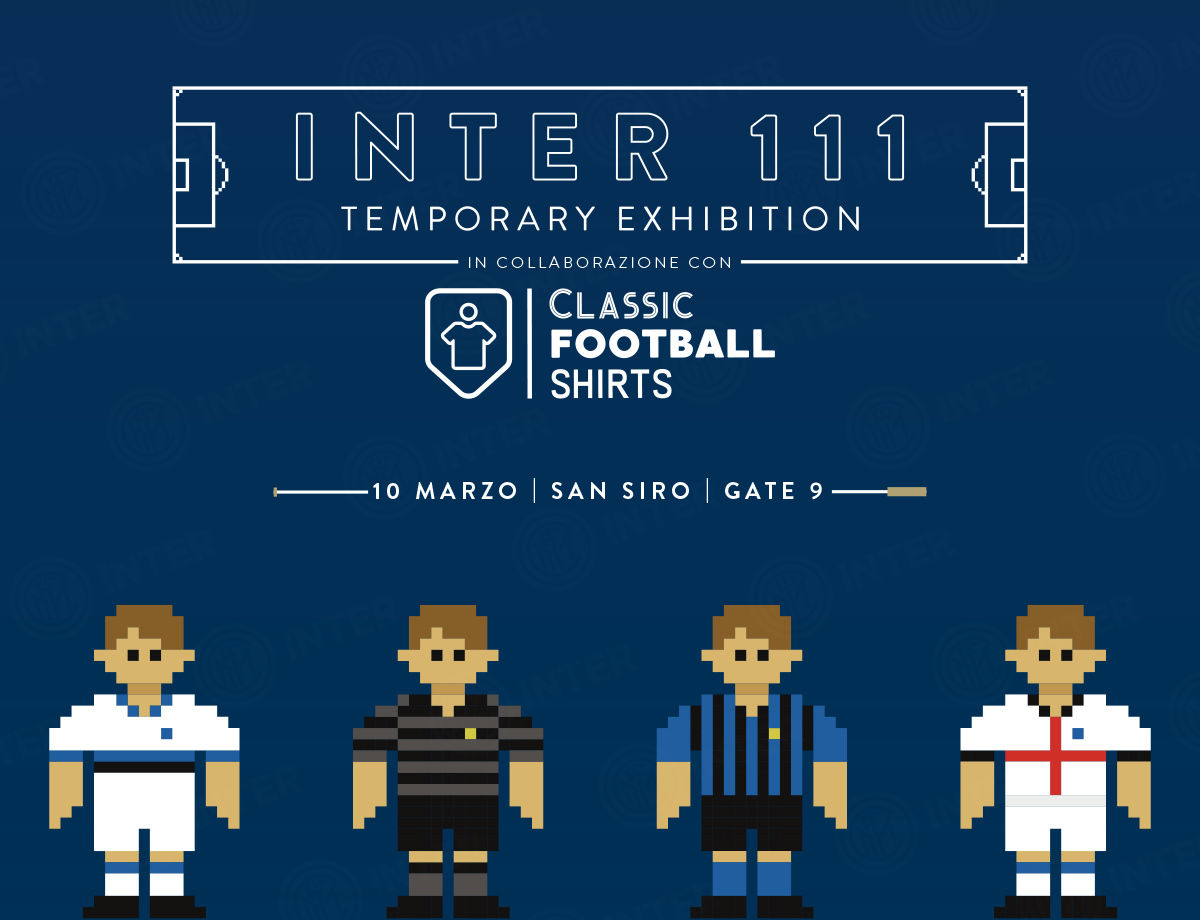 A special exhibition for Inter's birthday