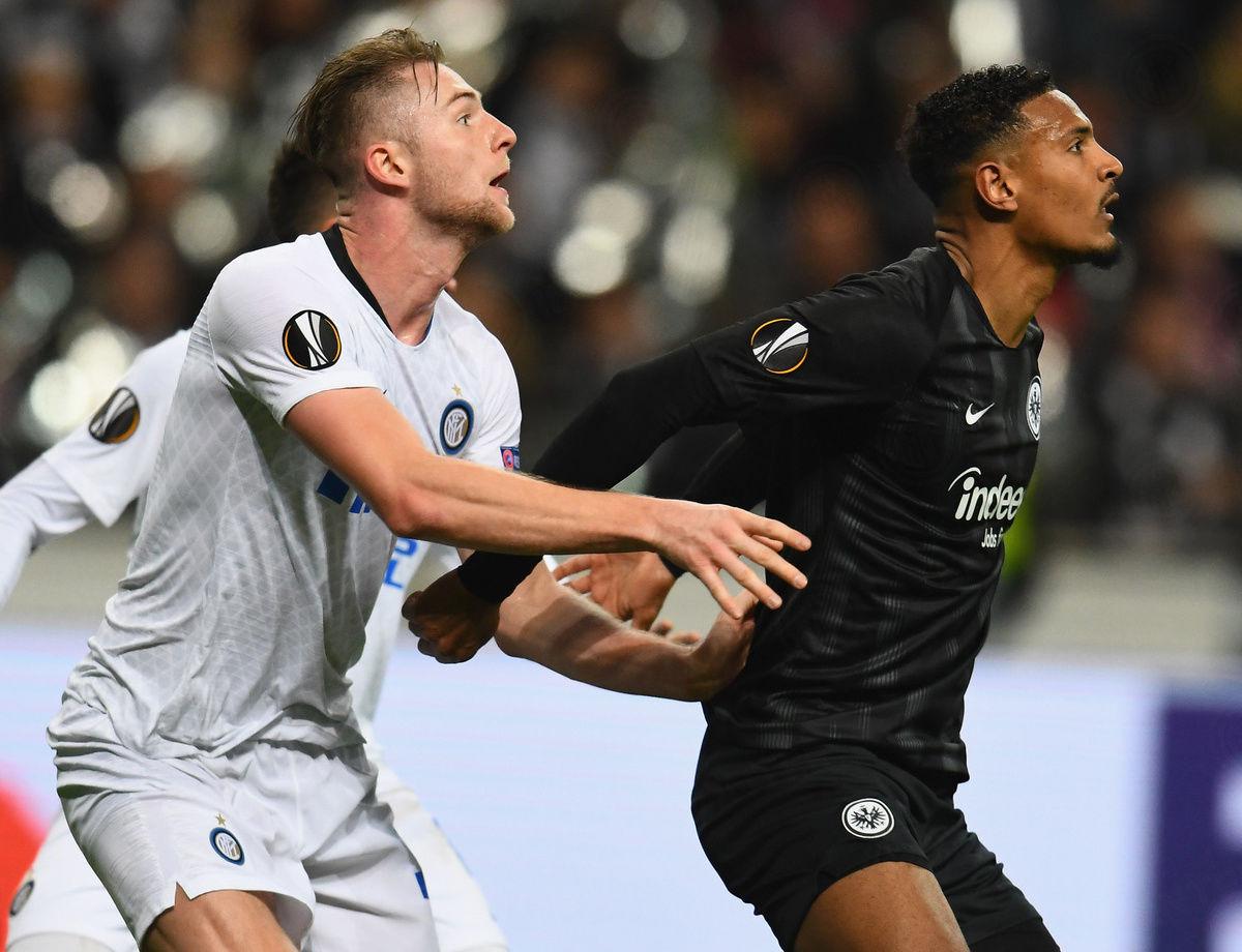 Reti inviolate a Francoforte: Eintracht-Inter 0-0