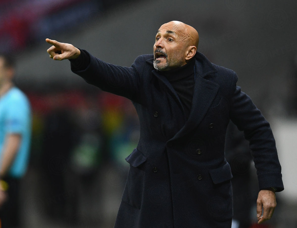 "Eintracht 0-0 Inter, Spalletti: ""We showed character before the quality slipped"""