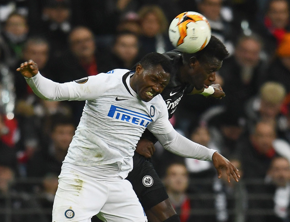 """Asamoah: """"We'll fight for qualification at San Siro"""""""