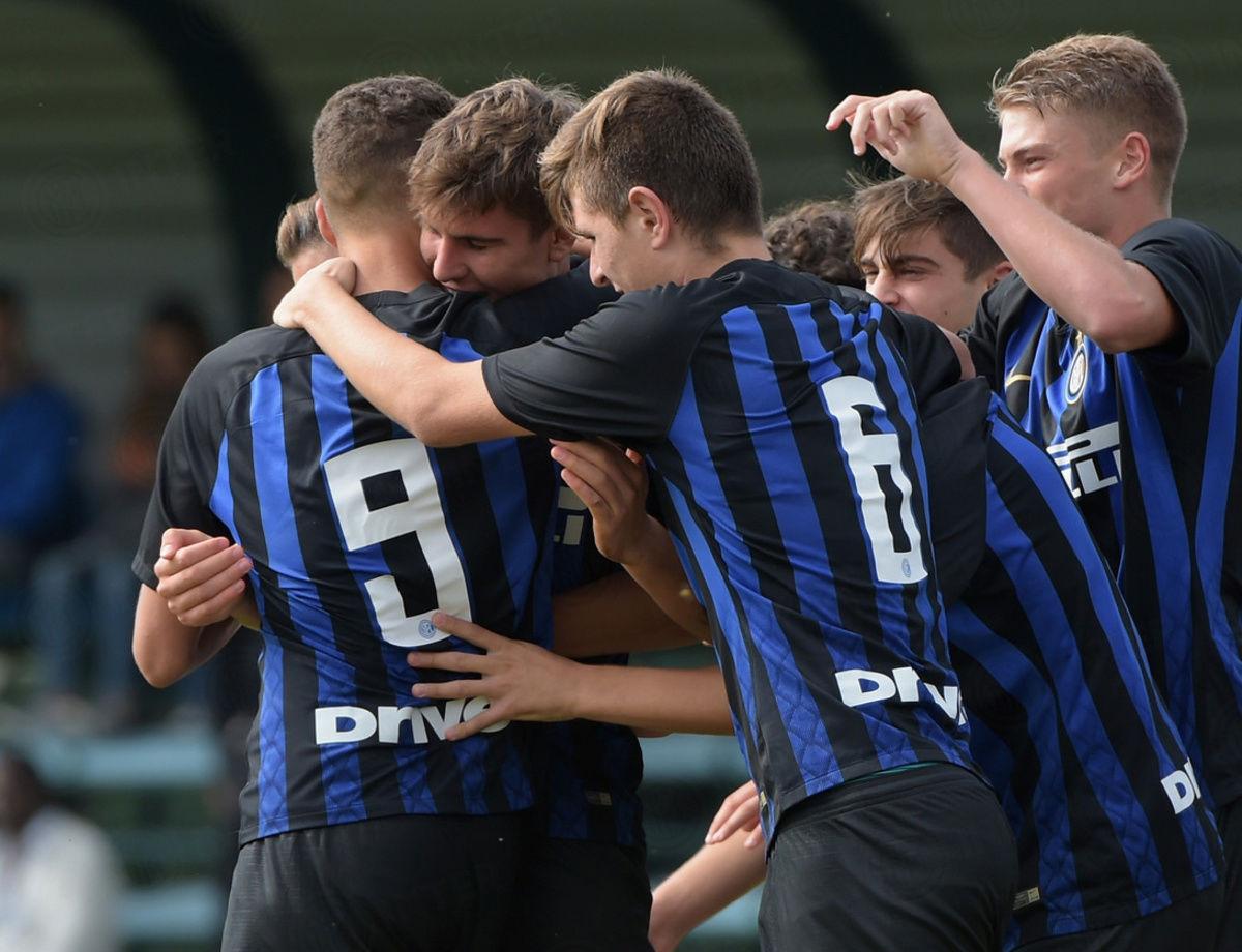 Under 17 Serie A e B, Inter-Padova 2-1