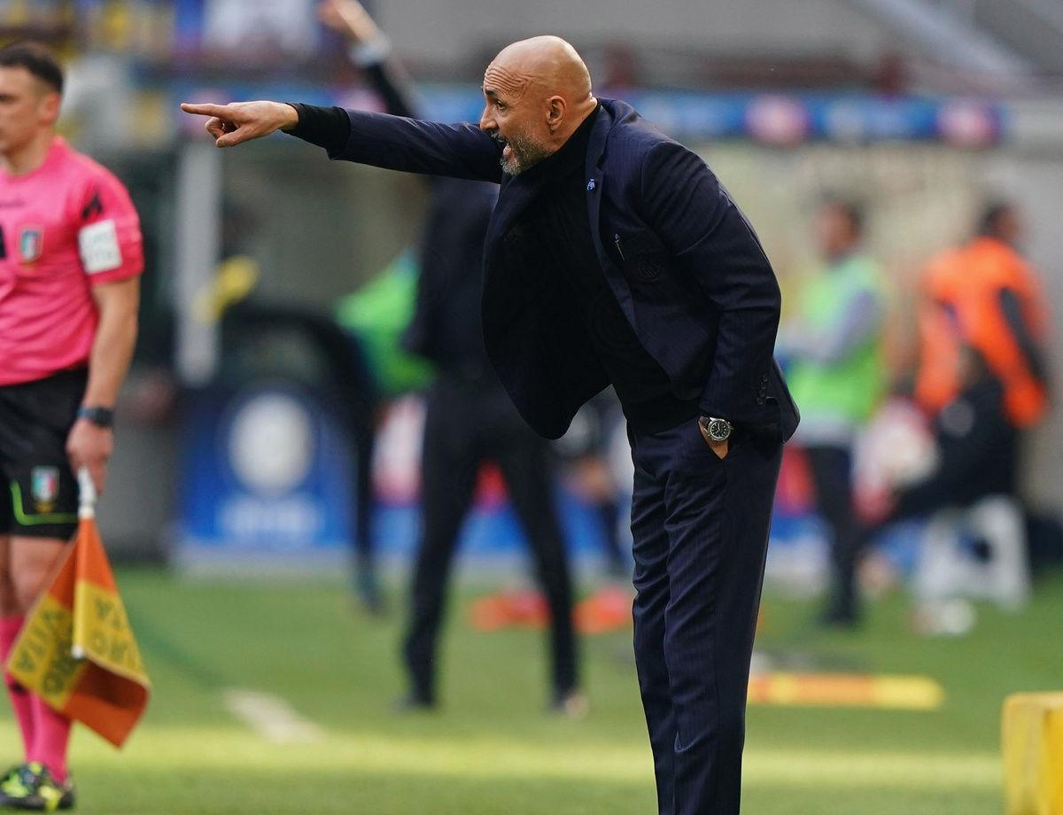 """Spalletti:""""Demasiado emotivo al principio hasta que surgió mi verdadero equipo"""""""