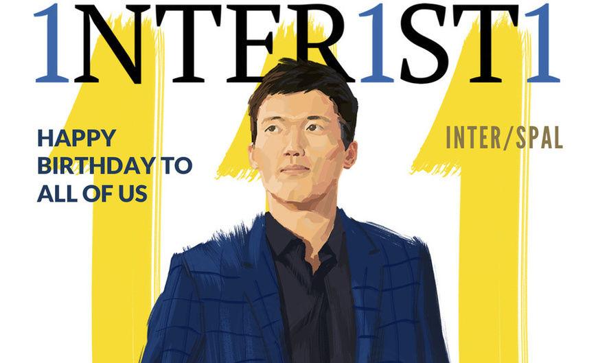 Steven Zhang: An Interista President, a President Interista