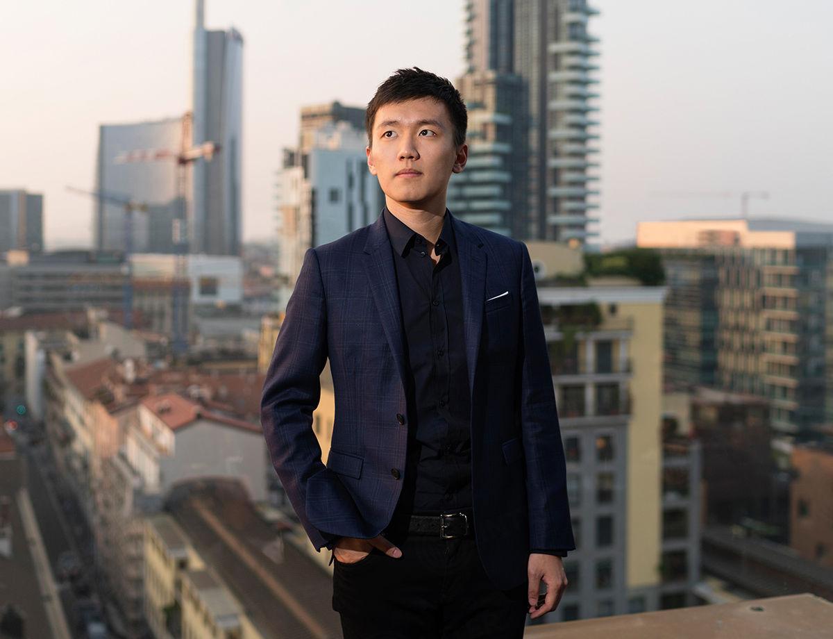 张康阳:不仅是球队主席,更是一名内拉祖里