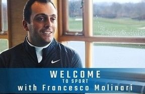 Francesco Molinari dalam Welcome To