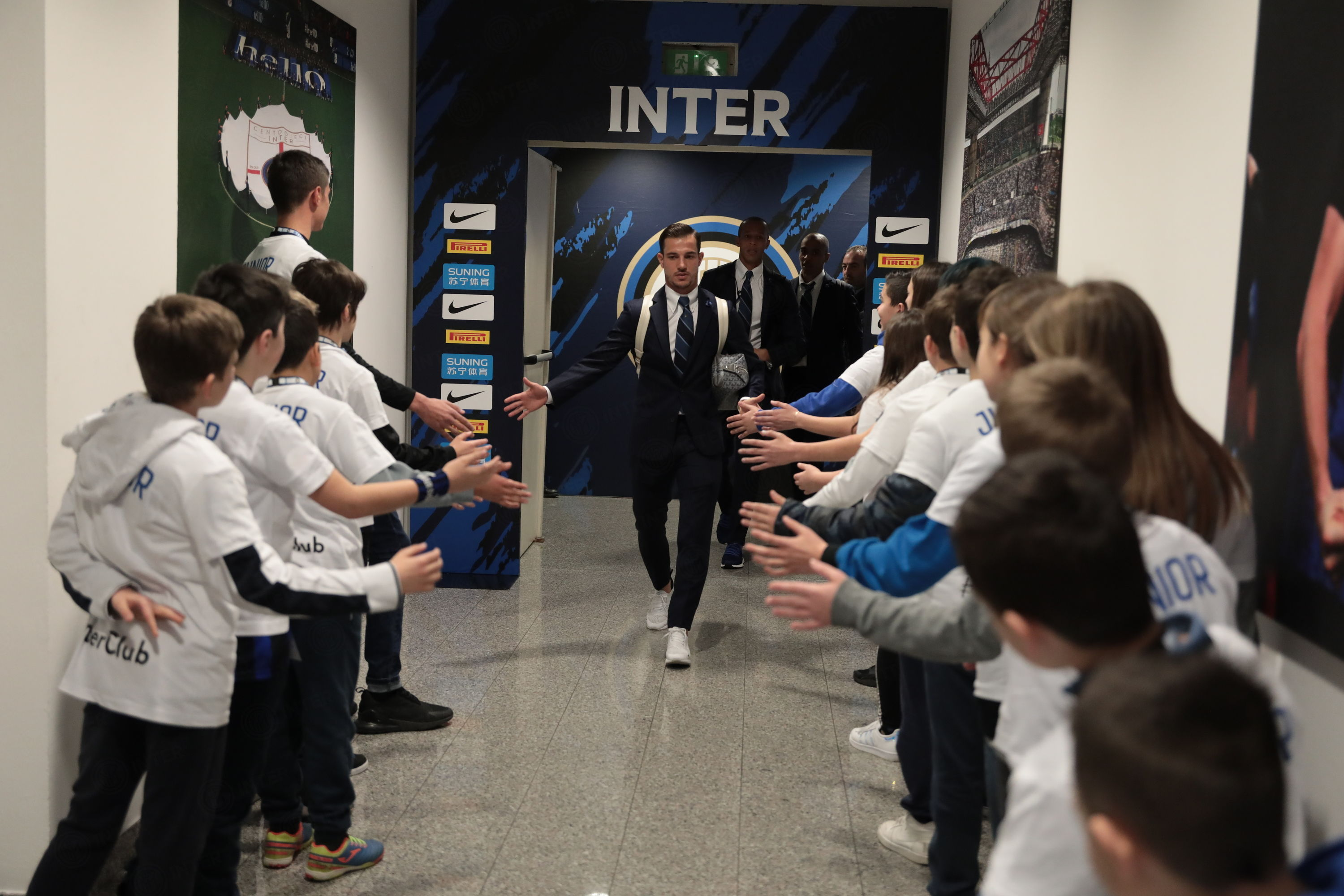 A special match for Inter Club: the numbers and activities