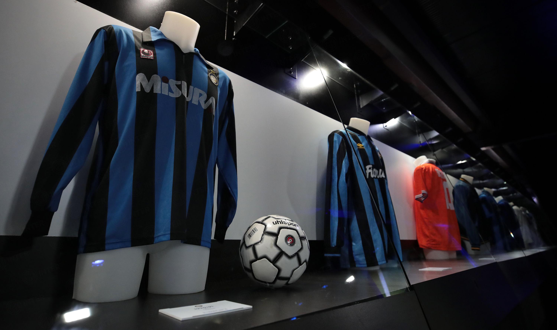 Inter 111 - 期間限定展覧会:ネラッズーリの素晴らしい成功