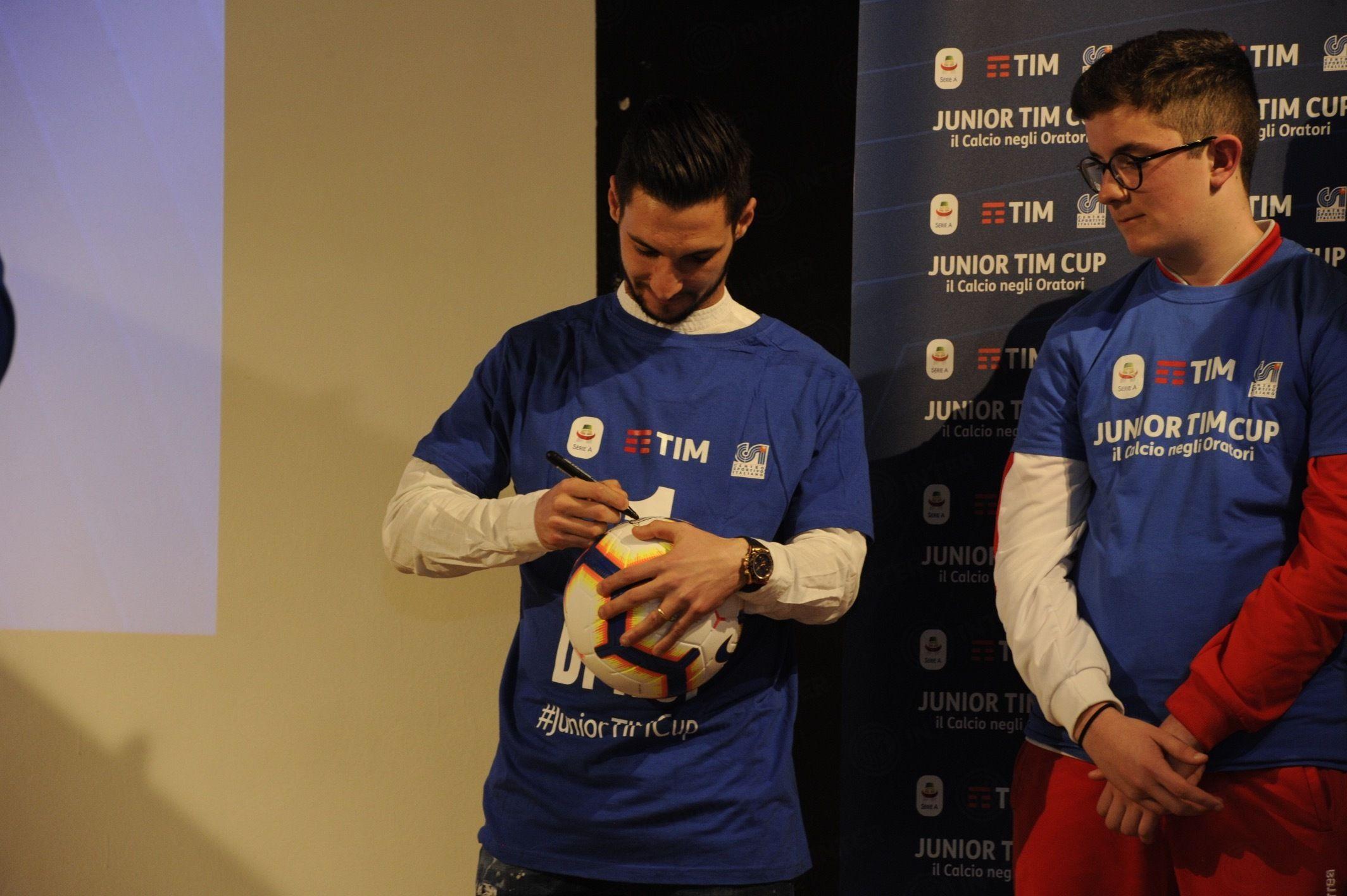 """Politano: """"Giocare per l'Inter è un'emozione, il mio primo #DerbyMilano è stato spettacolare"""""""