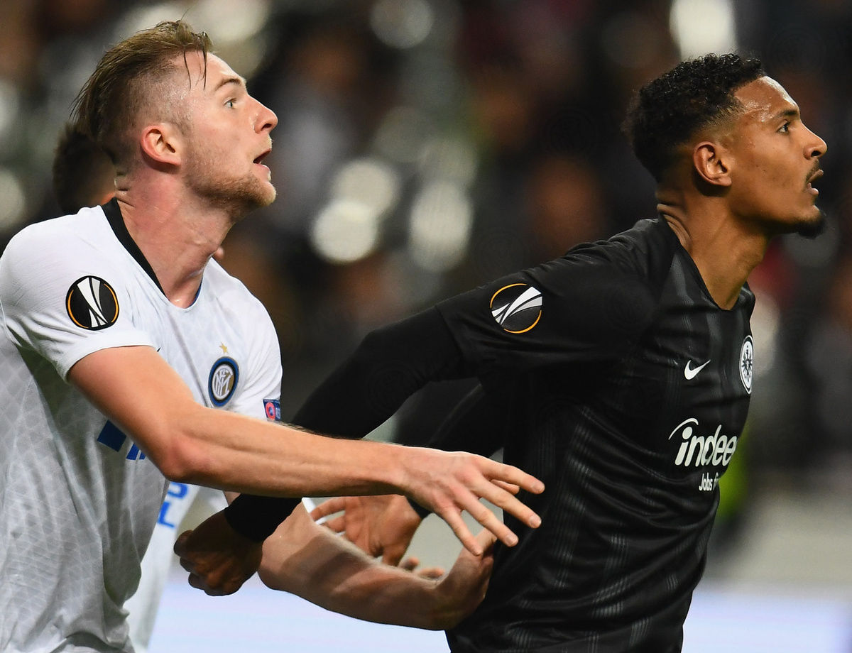 Inter vs. Eintracht: Statistik dan trivia