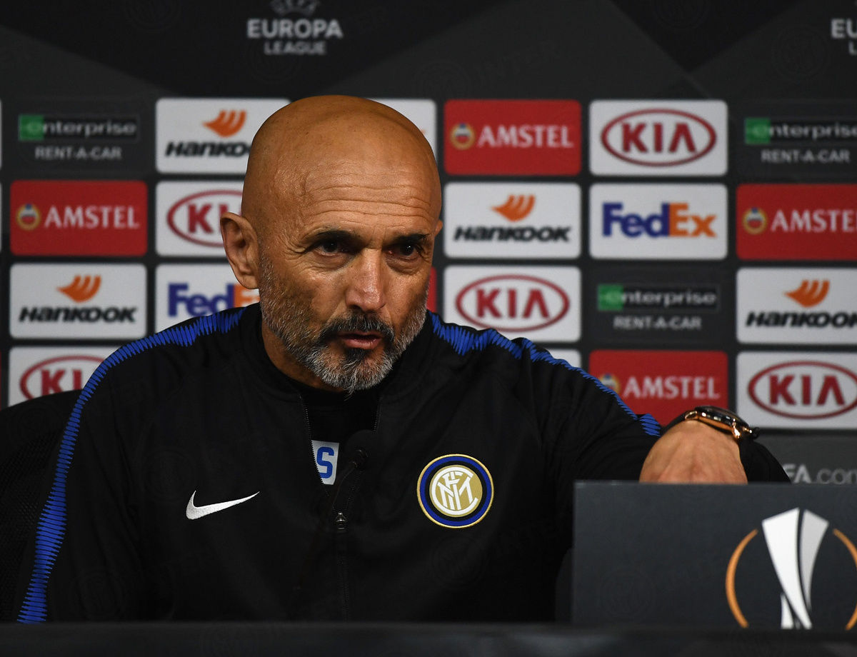 "UEL, Spalletti: ""A crucial moment, I expect something great"""