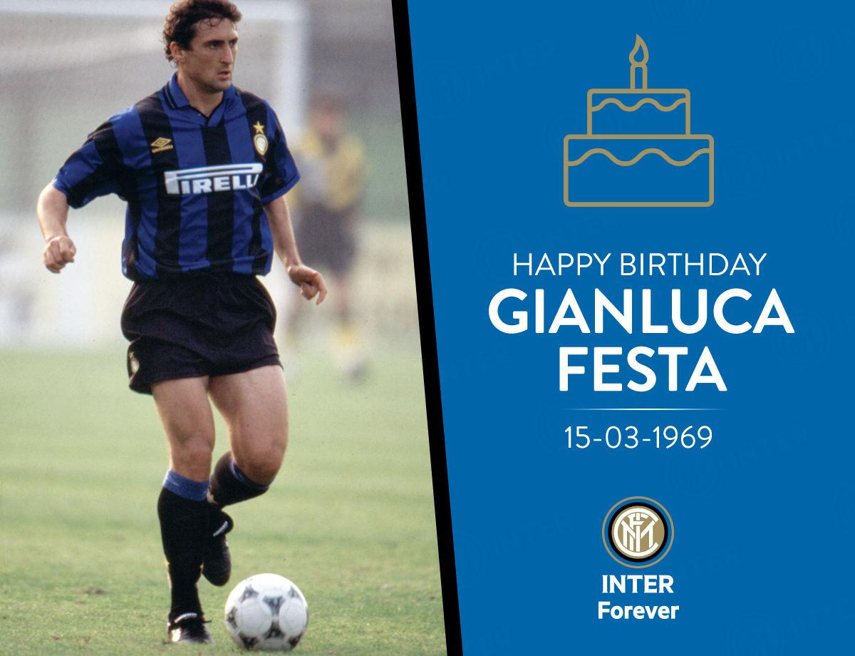 Buon compleanno a Gianluca Festa