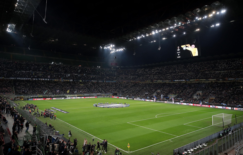 The gallery from Inter - Eintracht Frankfurt