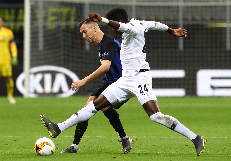 Galeri foto Inter - Eintracht Frankfurt