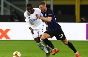 Match Review, Inter-Eintracht Francoforte 0-1