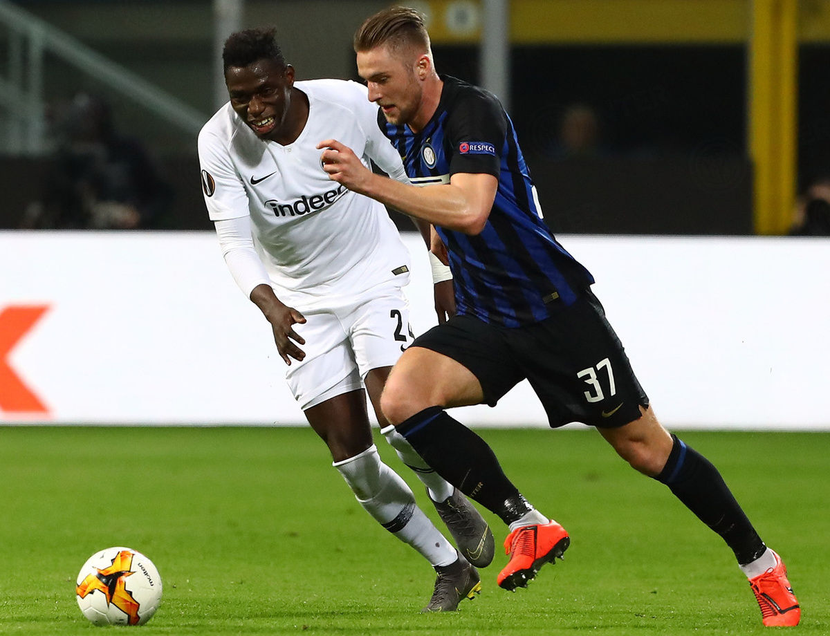 Match Review, Inter-Eintracht Francoforte 0-1