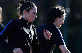 """Inter Women, Locatelli and Baresi: """"We're ready to go again"""""""