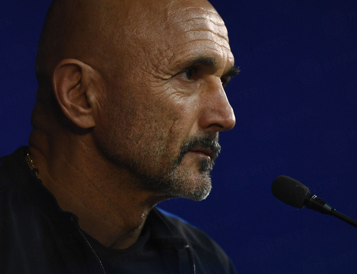 """Spalletti: """"We're confident about what we can do"""""""