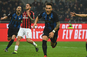 Milano is still Nerazzurro: Milan 2-3 Inter!
