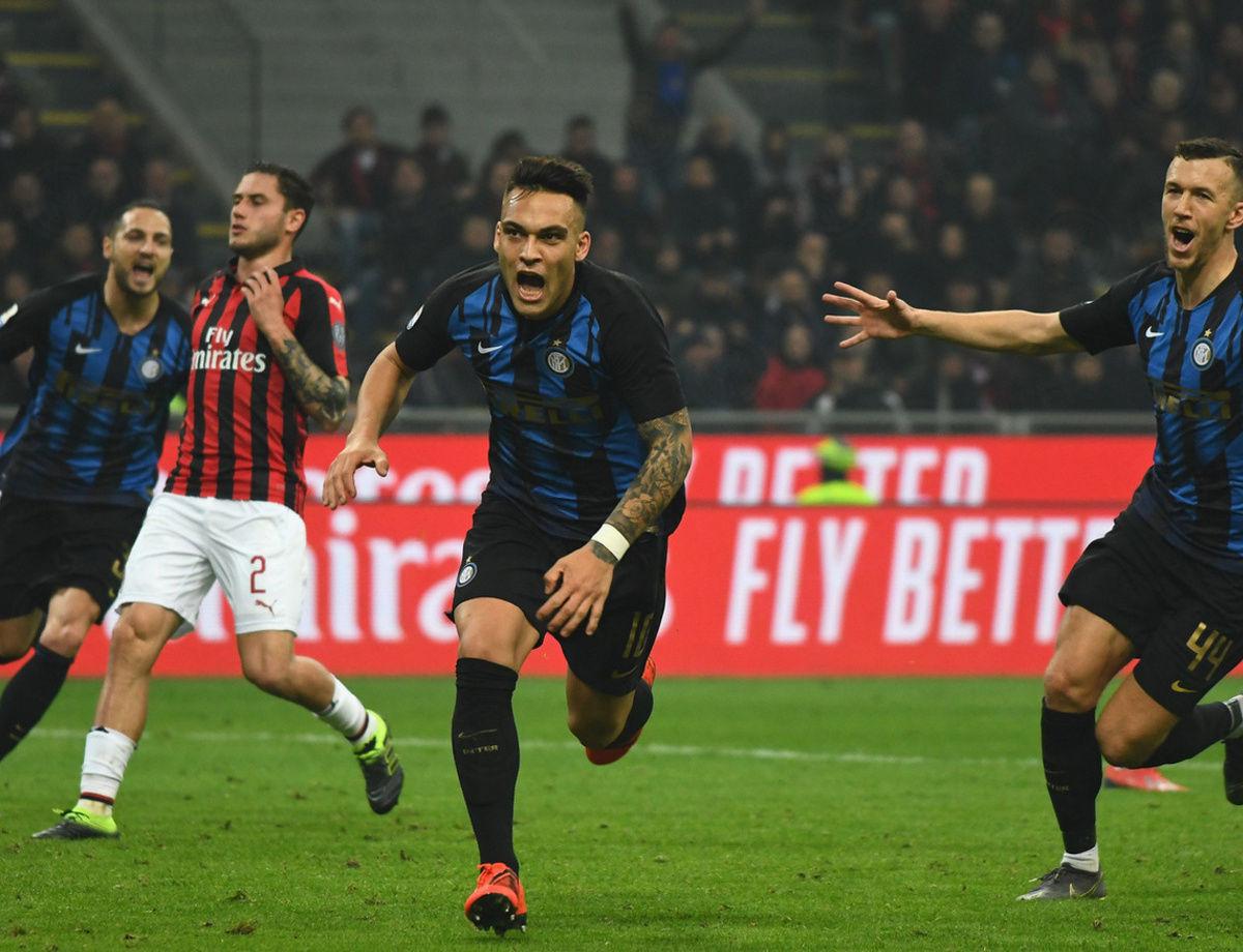 Milano è ancora nerazzurra: Milan-Inter 2-3!