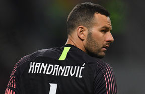 """Handanovic: """"We won thanks to our desire and character"""""""
