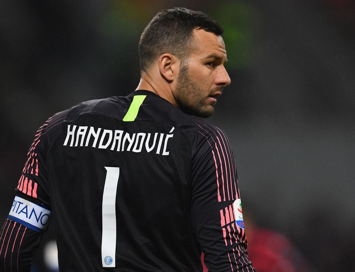 """Handanovic: """"Kami menang berkat keinginan dan karakter kami"""""""
