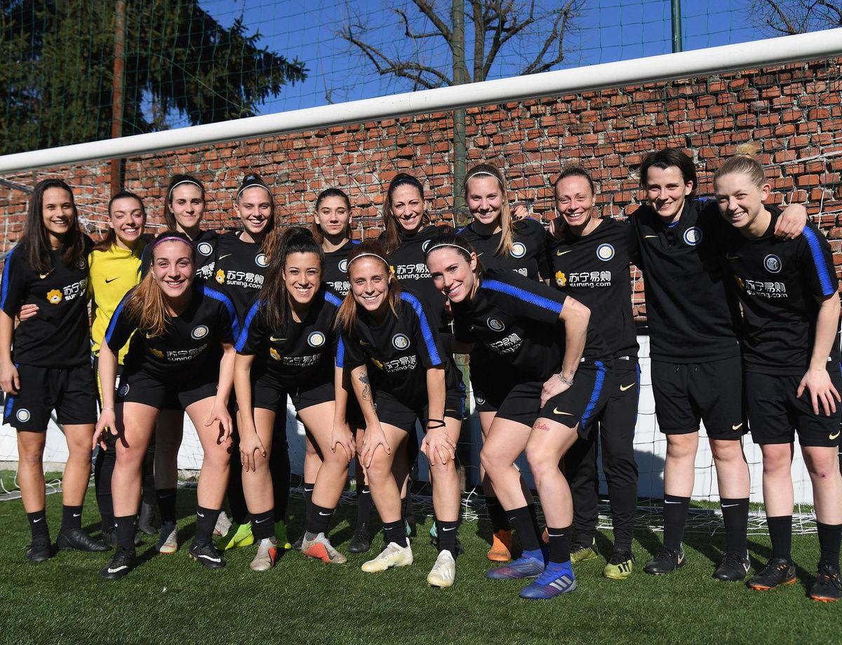 """""""El Inter y un mensaje positivo para el fútbol femenil"""""""