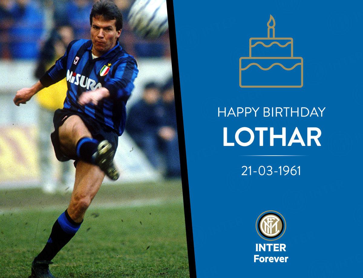 Selamat Ulang Tahun, Lothar!