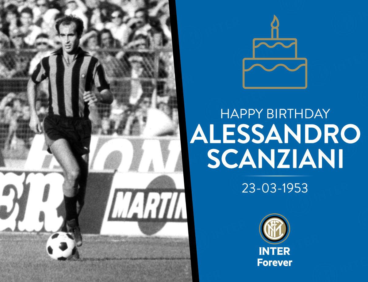 Buon compleanno ad Alessandro Scanziani