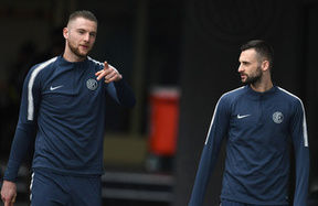 INTERnationals: Skriniar, Brozovic and Perisic all played for 90 minutes