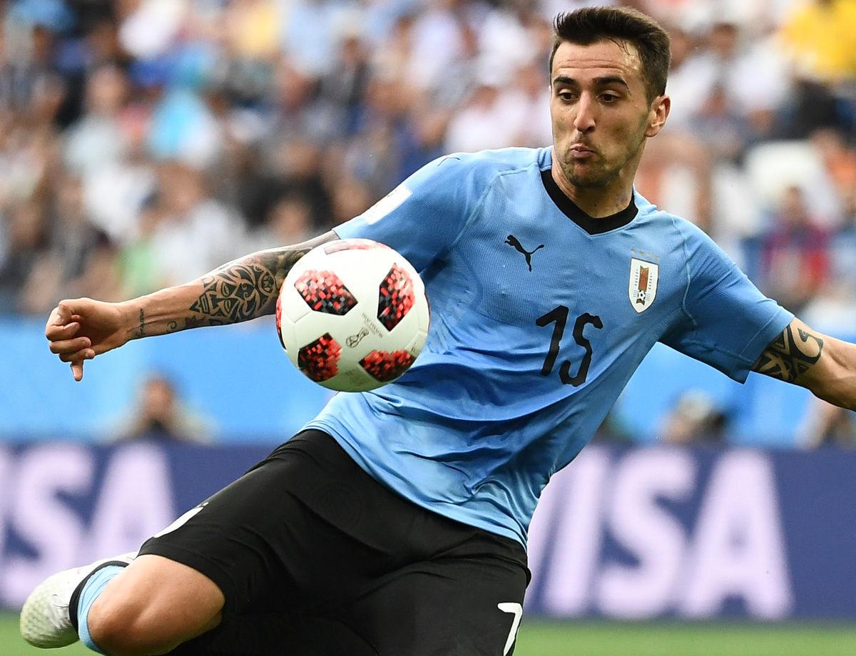 INTERnationals: Vecino finds the net for Uruguay