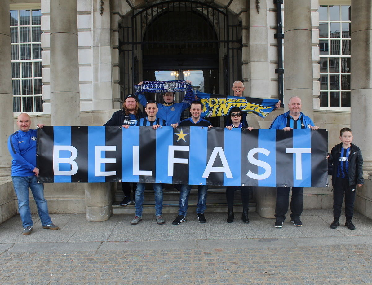 Nasce in Irlanda del Nord l'Inter Club Belfast