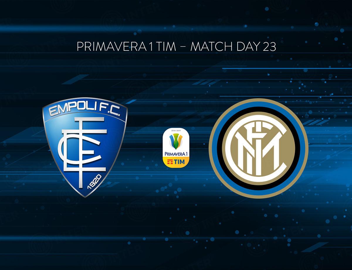 Primavera 1 TIM, Empoli-Inter live su Inter TV e inter.it