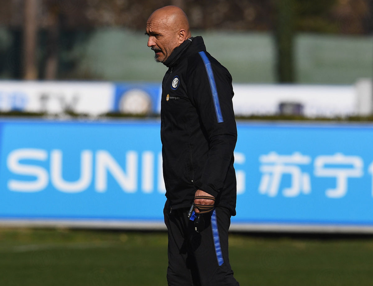 21 pemain untuk Inter vs. Lazio