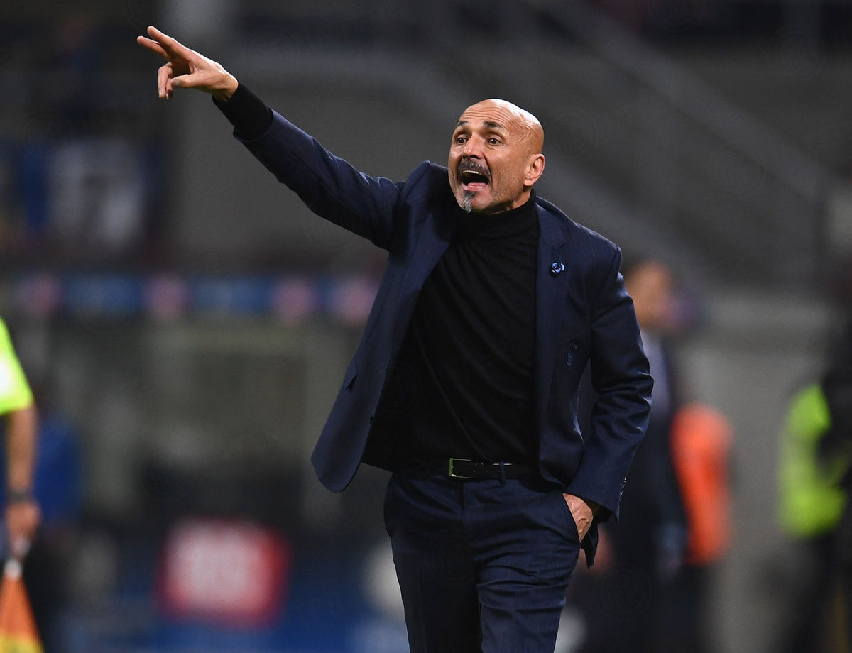 """Spalletti: """"The goal complicated things for us"""""""