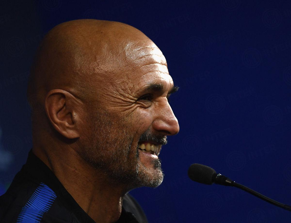 Genoa-Inter, la conferenza stampa di Luciano Spalletti