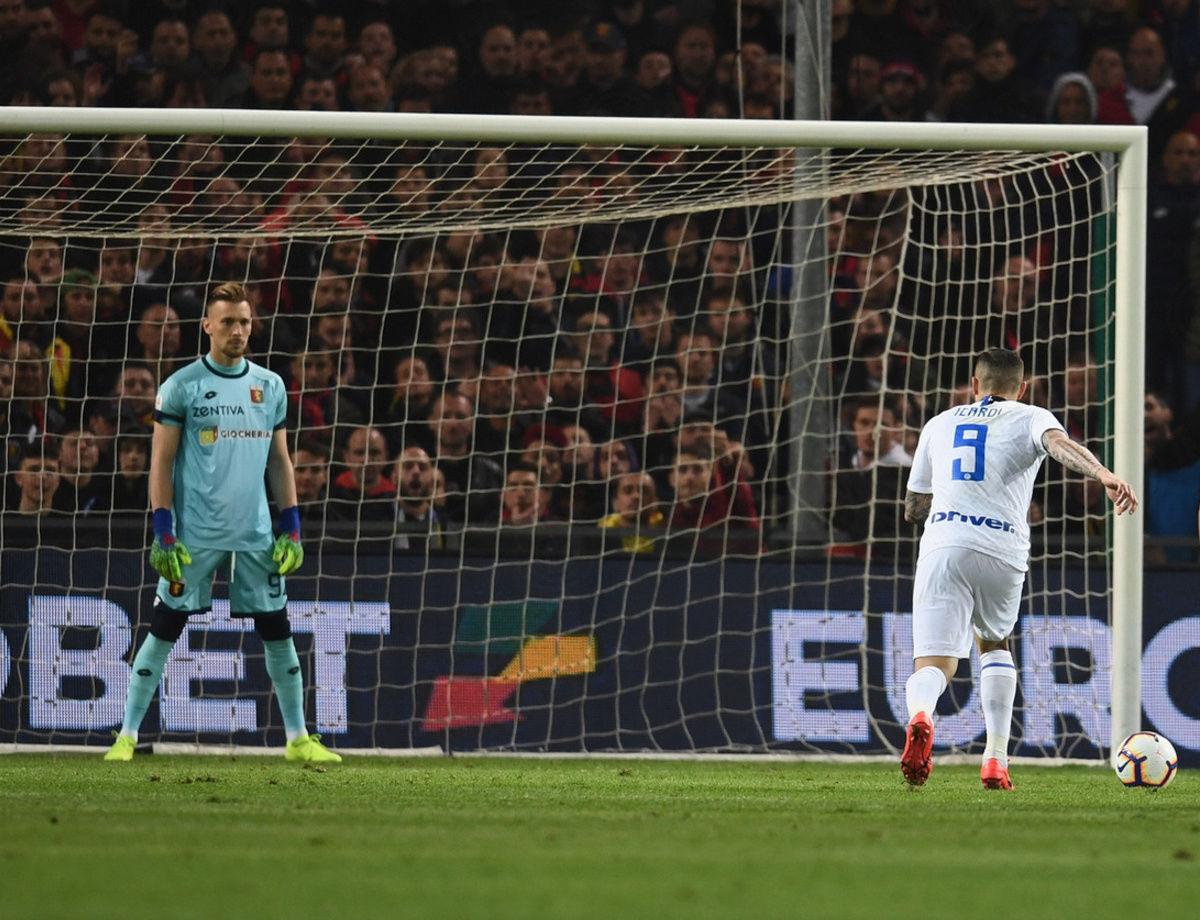 Statistik Inter: Icardi pencetak gol terbanyak Klub kedelapan sepanjang masa