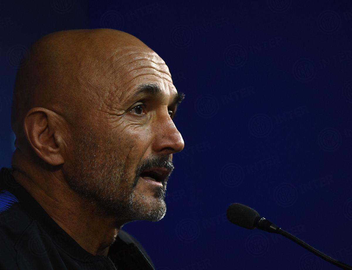 Inter-Atalanta, la conferenza stampa di Luciano Spalletti