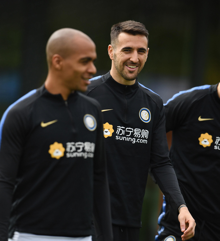Verso Inter-Atalanta, partitella e tattica