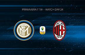 Primavera 1 TIM, Inter-Milan live su Inter TV e inter.it