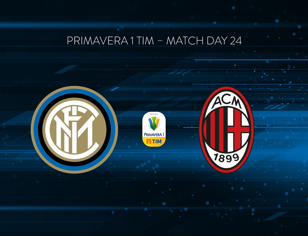 Primavera 1 TIM, Inter-Milan live su Inter TV e inter.it