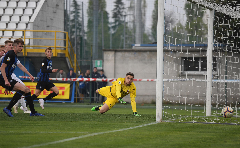 图集|预备队联赛:国际米兰4-2AC米兰:米兰城属于蓝黑军团!